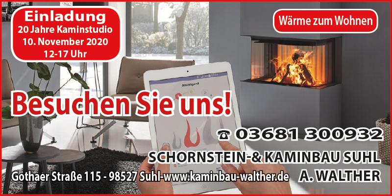 Kaminbau Walther