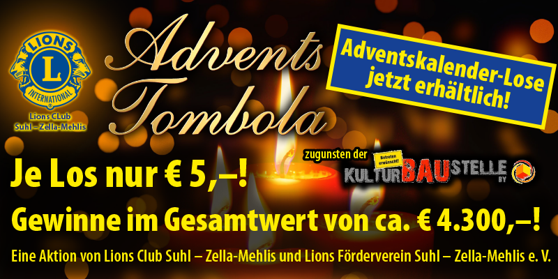 Lions Advents-Tombola