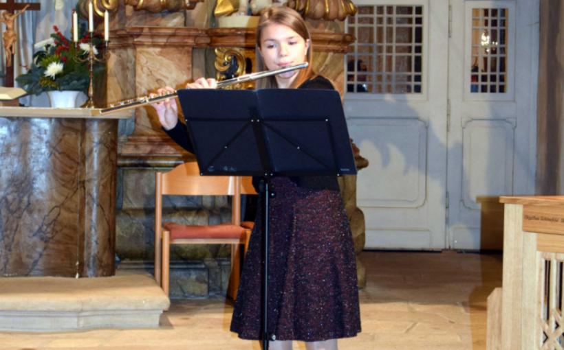 Holz Wagner Suhl weihnachtskonzert der städtischen musikschule alfred wagner suhl
