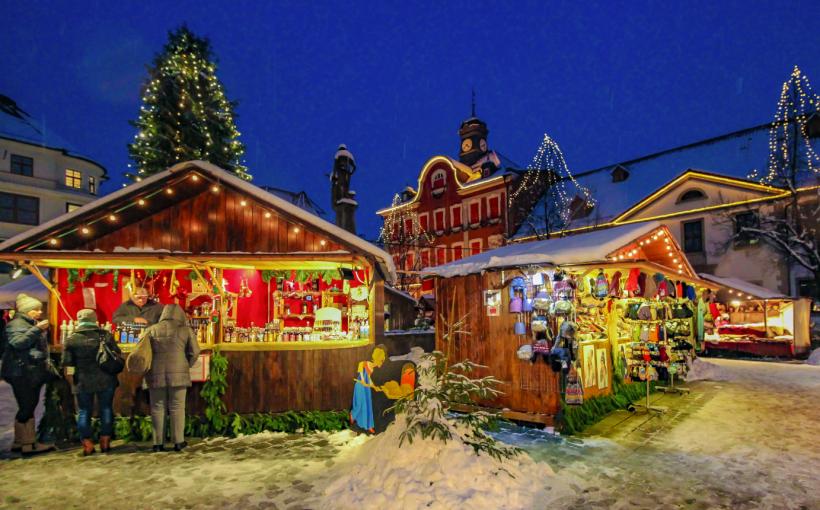 Suhl Weihnachtsmarkt.Letzte Chance Für Wechselhütten Auf Suhler Weihnachtsmarkt Neue
