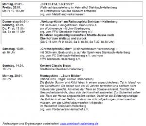 Singles steinbach hallenberg