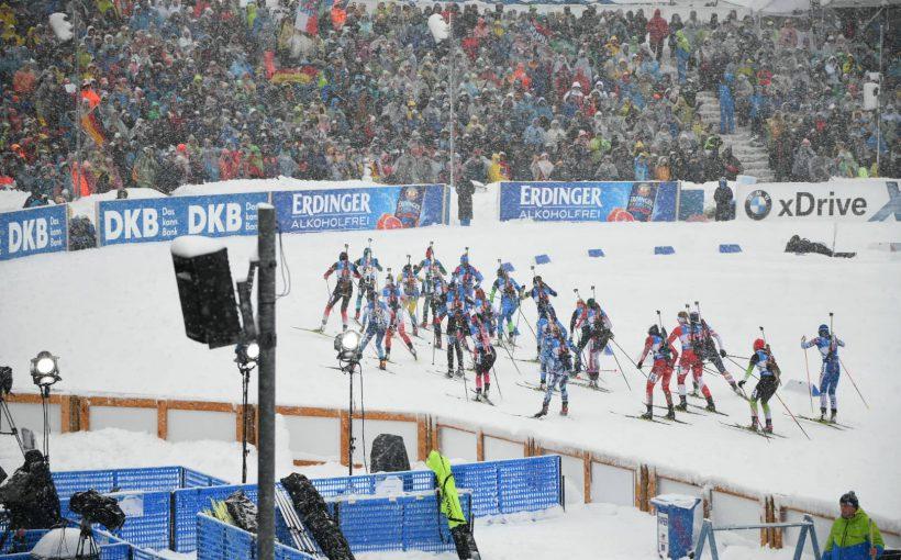 Biathlon Oberhof Rene Kellermann