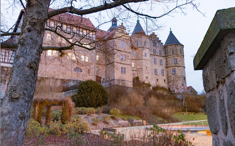 Schloss Bertholdsburg Schleusingen
