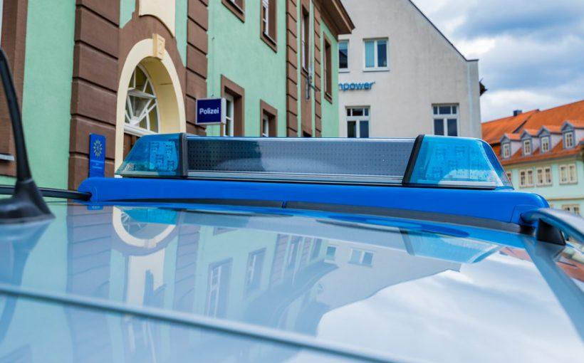 Polizei Blaulicht Inspektionsdienst Suhl