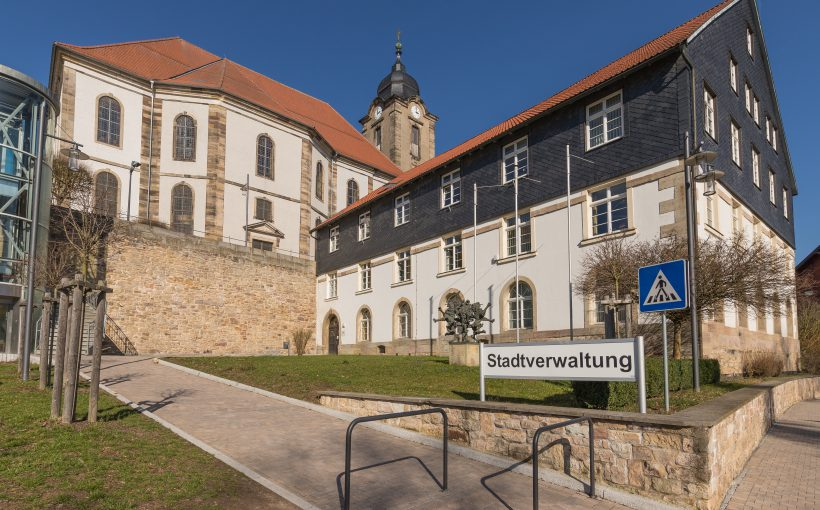 Hildburghausen Stadtverwaltung