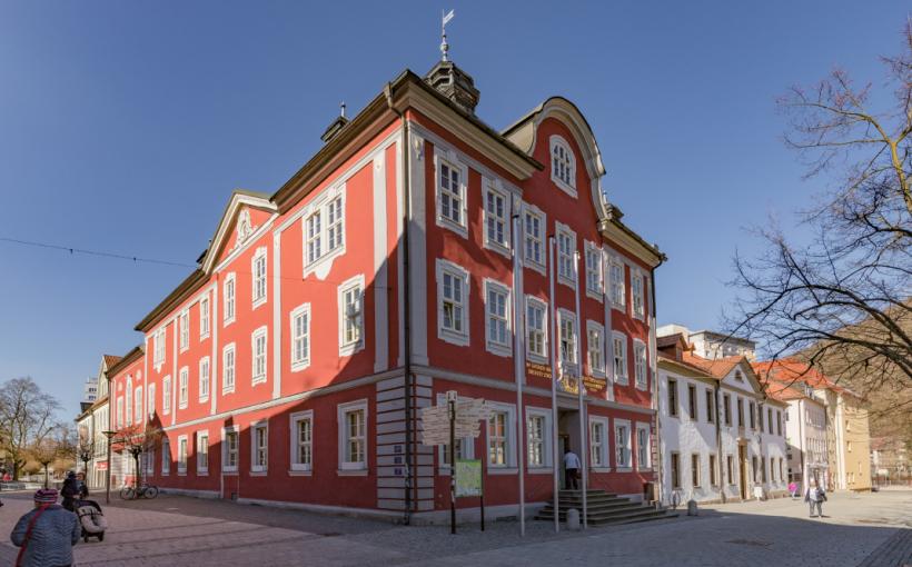 Rathaus Suhl 2 Thomas Dreger