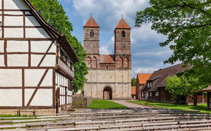 Kloster Veßra Thomas Dreger