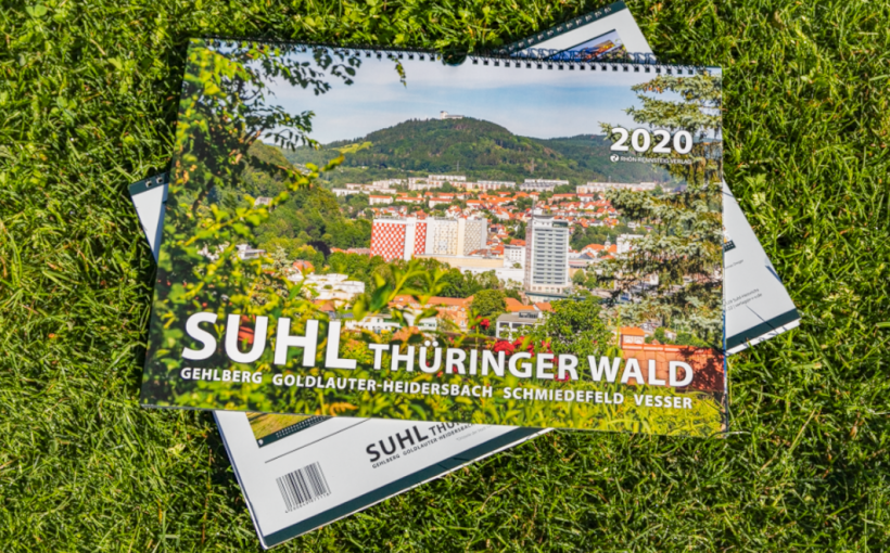 Kalender Suhl 2020 Thomas Dreger