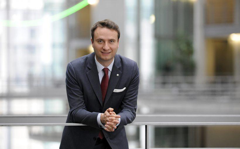 Mark Hauptmann, CDU/CSU,MdBBundestagsabgeordneter, abgeordneter