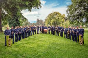 Benefizkonzert des Polizeimusikkorps Thüringen @ Hauptkirche St. Marien
