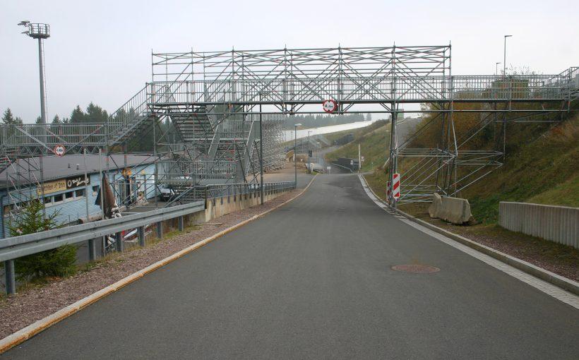 Brücke WC Biathlon Oberhof