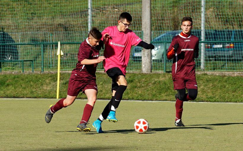 Daniel Grambs Fußball B-Junioren des PPSV Suhl e.V. gegen den FSV 06 Mittelschmalkalden e.V.