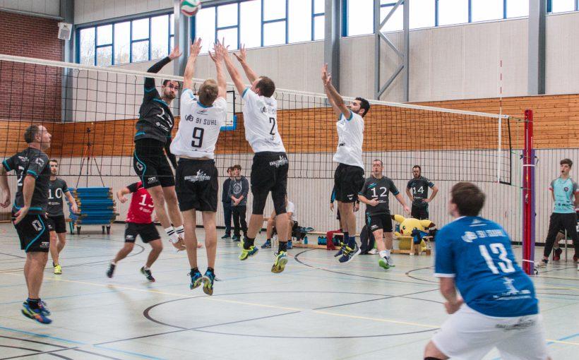 1. Herrenmannschaft des VfB 91 Suhl e.V.