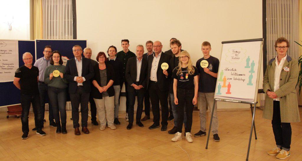 Workshop der Fridays for Future Jugend in Suhl