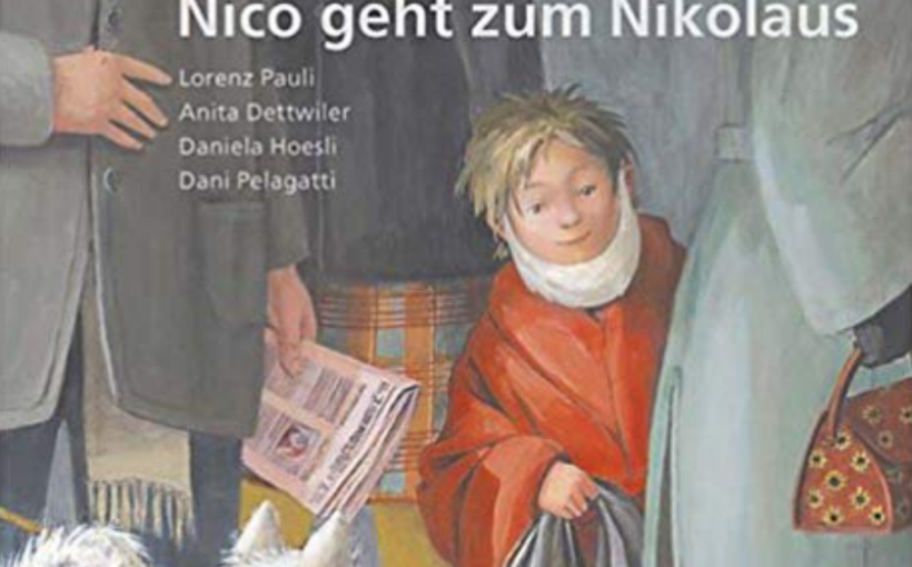 Nico geht zum Nikolaus