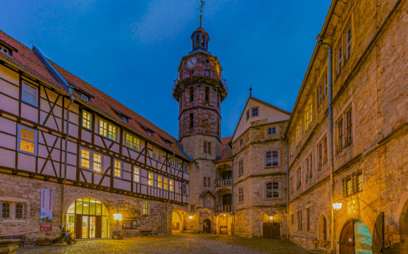 Schloss Bertholdsburg Hof Thomas Dreger 2018