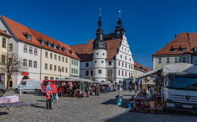 Hildburghausen Markttag Thomas Dreger