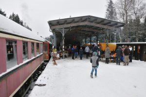 Bahnhof Rennsteig Veranstaltung