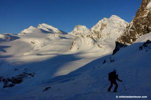 """""""Auf Schweizer Gipfeln"""" - Skibergsteigen zwischen Engadin und Wallis @ Bürgerhaus Zella-Mehlis - Scheune"""