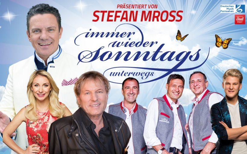 Immer wieder sonntags mit Stefan Mross