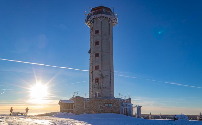Schneekopfturm Thomas Dreger