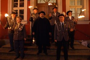 """""""Mit dem Nachtwächter unterwegs"""" @ Altes Rathaus Suhl"""