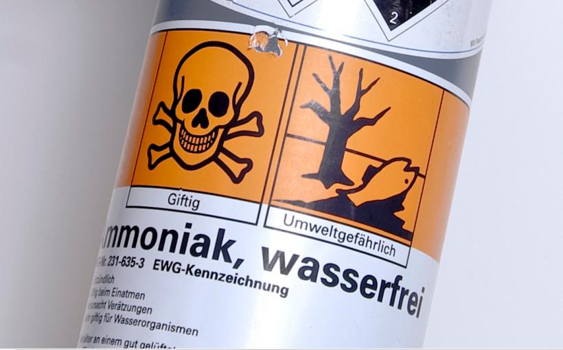 Ammoniak Behälter Wiki