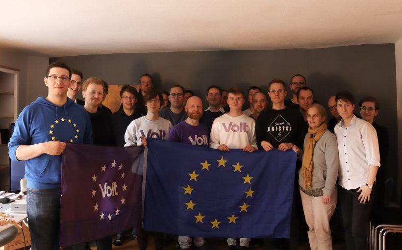 Volt Partei Thüringen
