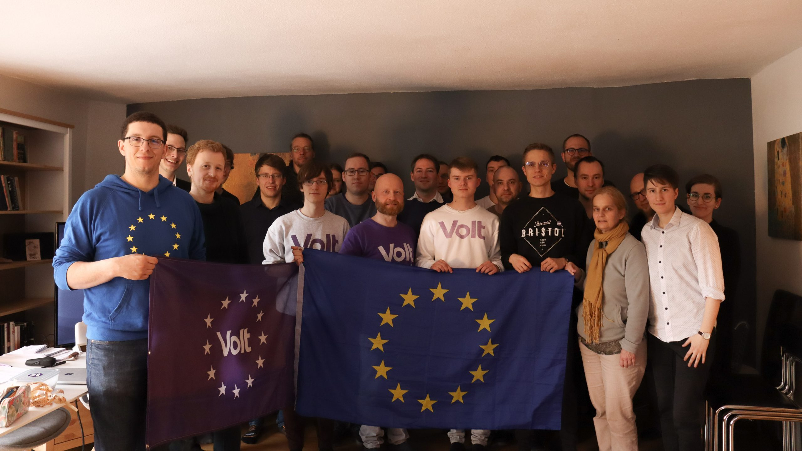 Volt Partei Köln
