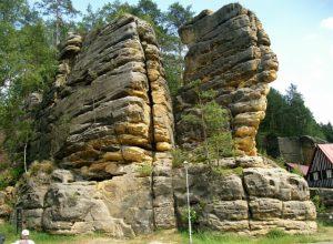 Genusswandern zwischen Granit und Sandstein @ Bürgerhaus Zella-Mehlis - Scheune