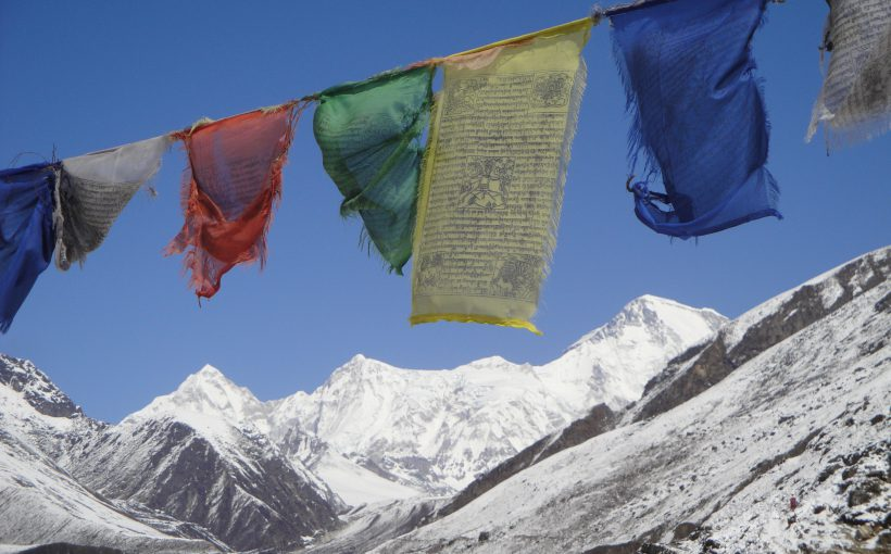 Trekking durch die Khumbu-Everest-Region