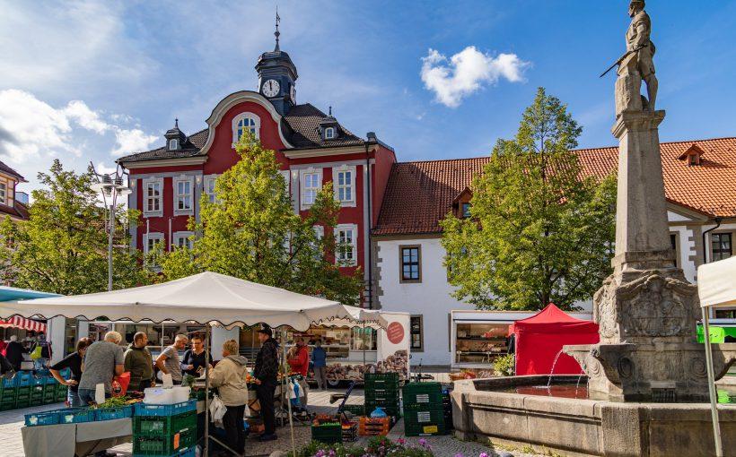 Markttag in Suhl Thomas Dreger