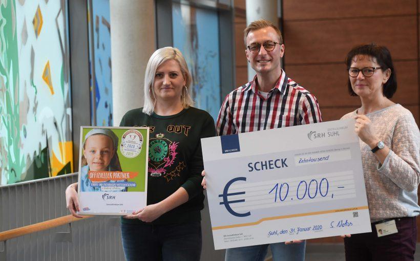 SRH Suhl Scheck Kinderhospiz