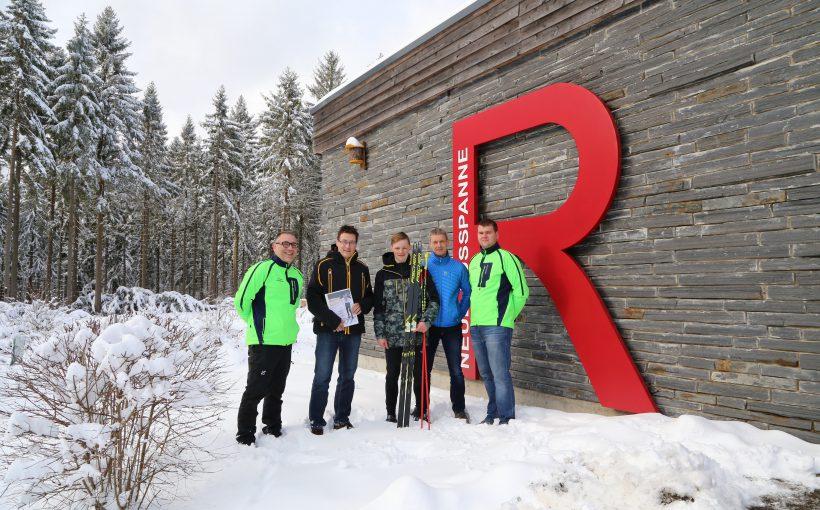 GU mit Vertretern des SV Floh-Seligenthal