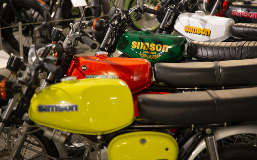 Simson Mopeds