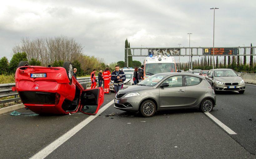 Verkehrsunfall Unfall