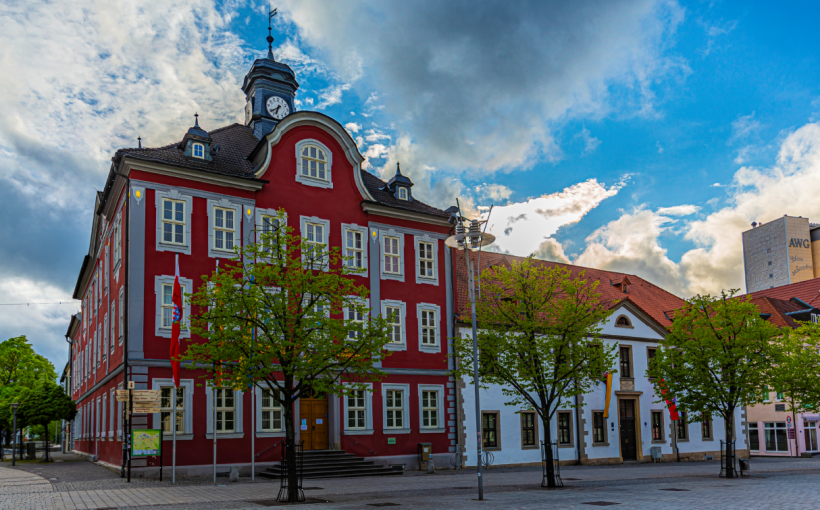 Altes Rathaus Suhl ThDreger 2