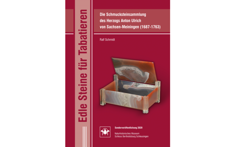 Ralf Schmidt Buch Schmucksteinsammlung Anton Ullrich