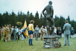 """""""Der nackte Mann auf dem Sportplatz"""" @ Kulturbaustelle Suhl"""