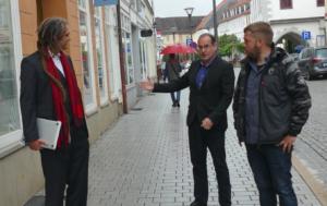 """""""Hibu leuchtet"""": Kulturmeile, Heimatshopping und Michaelismarkt in Hildburghausen @ Hildburghausen, Stadtmitte"""
