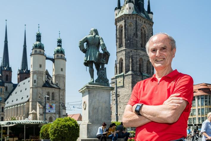 Doppel-Olympiasieger Waldemar Cierpinski wird 70