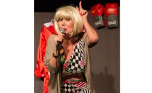 Münchener Kabarettpreisträgerin in der Suhler Kulturbaustelle zu Gast @ Kulturbaustelle Suhl
