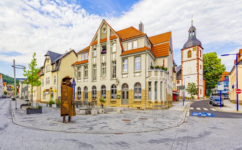 Mehliser Markt ThDreger